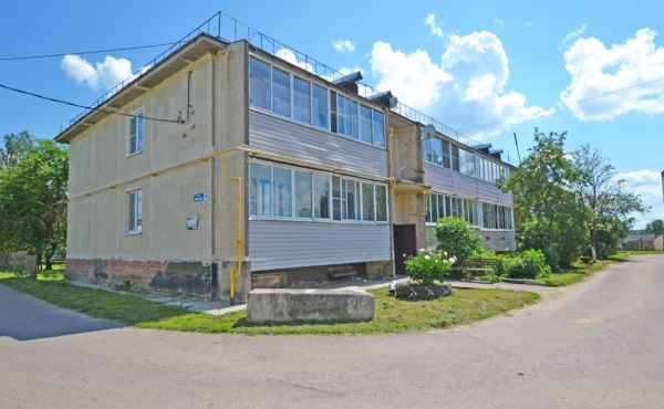 Двухкомнатная квартира в селе Болычево Волоколамского р-на